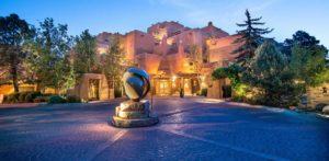 Resort in the Santa Fe Style