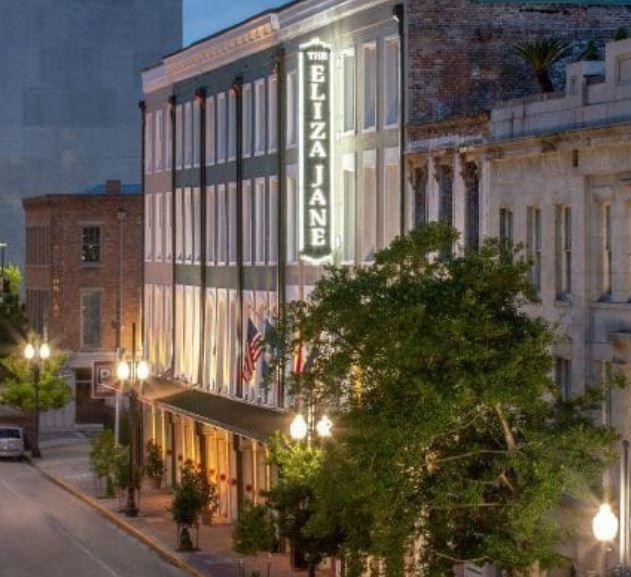 The Eliza Jane Hotel front