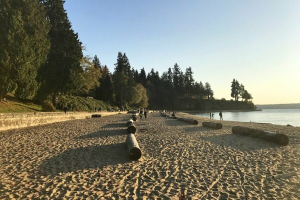 Stanley park second beach
